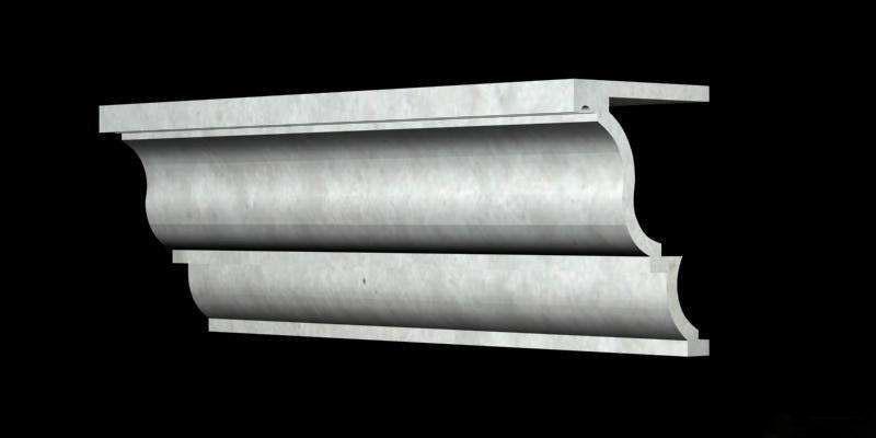 GRC和EPS装饰线条的区别对比