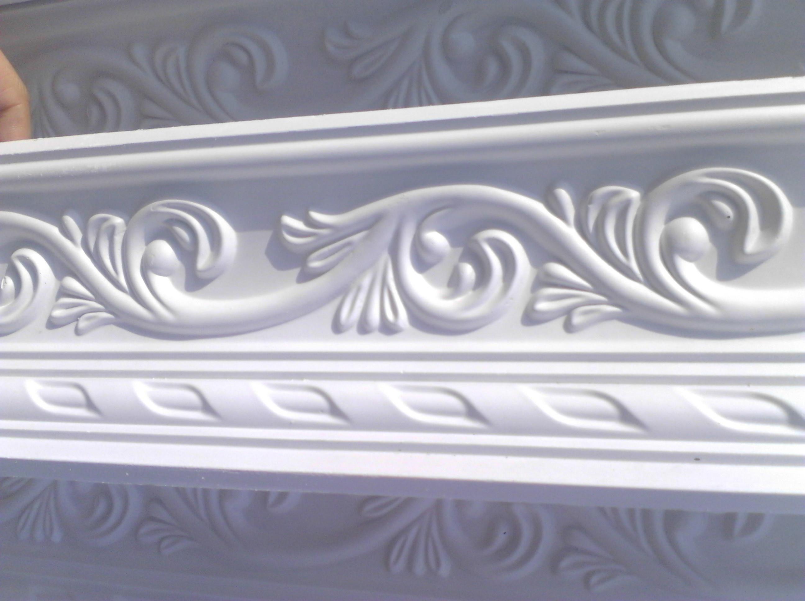 GRC线条与石膏线条之间的区别