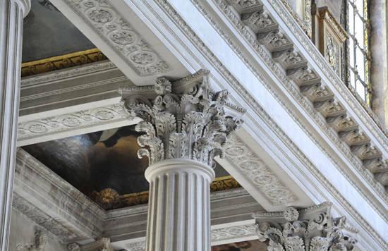 该如何制作安装GRC构件中的罗马柱