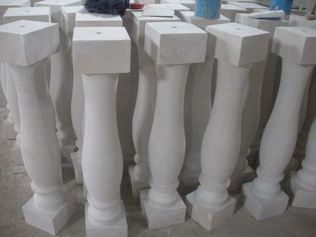 GRC花瓶柱栏杆
