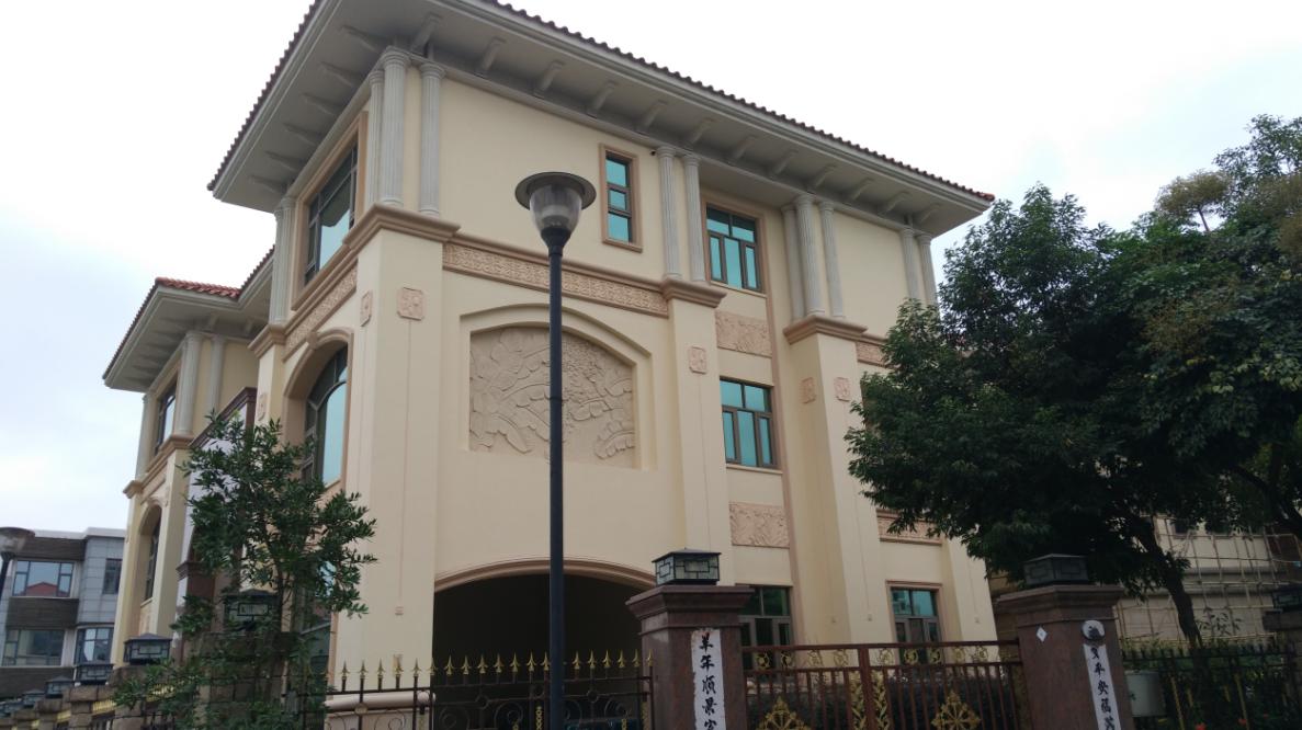 GRC外墙建筑