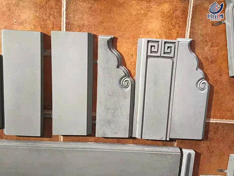 GRC板材的各项基础性能分析