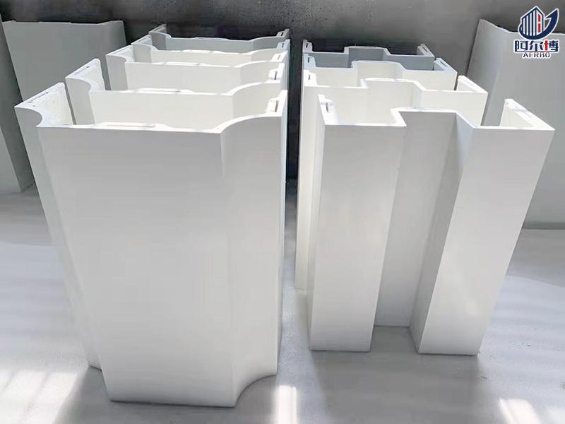 建筑材料GRC用在什么地方?
