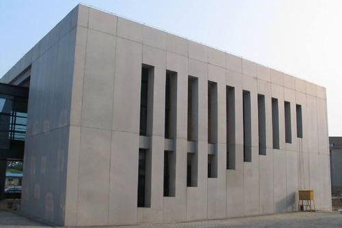 GRC外墙装饰板施工质量